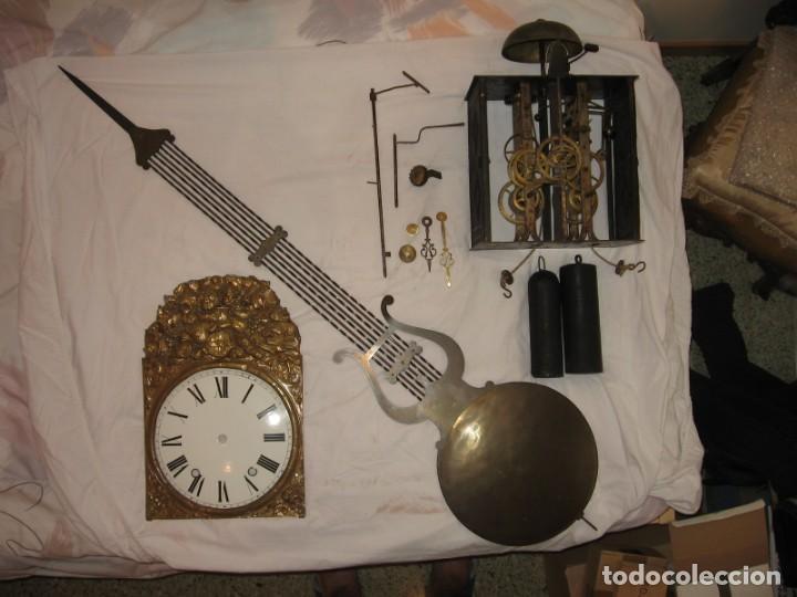 Relojes de pared: Reloj Morez - Foto 4 - 166979404