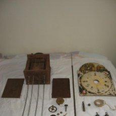 Relojes de pared: RELOJ RATERA O SELVA NEGRA. Lote 167009300