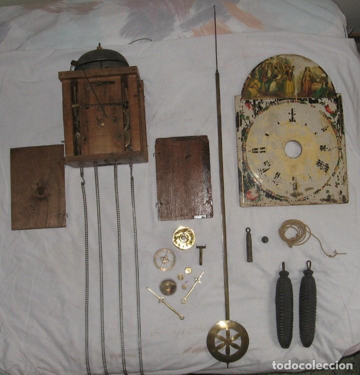 Relojes de pared: Reloj Ratera o selva negra - Foto 2 - 167009300
