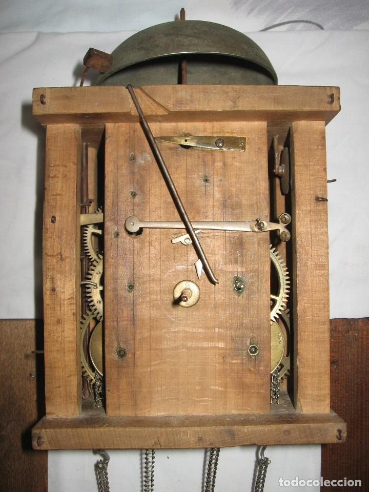 Relojes de pared: Reloj Ratera o selva negra - Foto 8 - 167009300