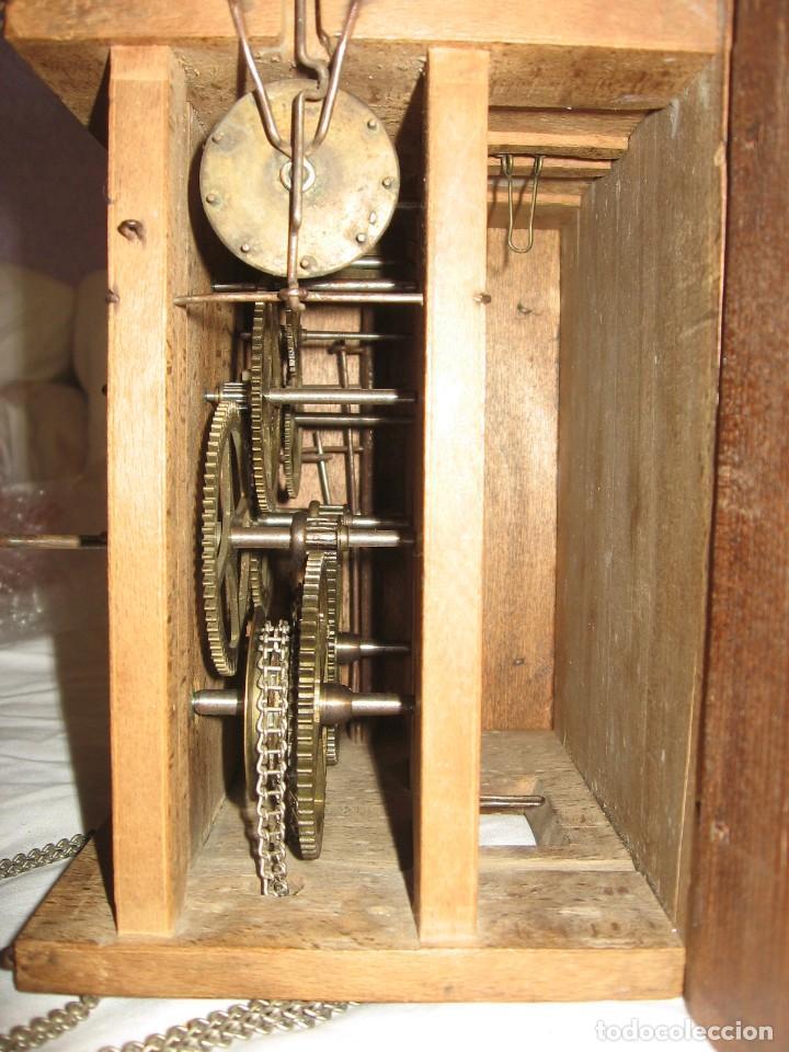 Relojes de pared: Reloj Ratera o selva negra - Foto 17 - 167009300