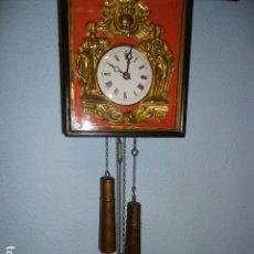 Relojes de pared: PRECIOSO RELOJ RATERA. Lote 167528860