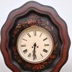 Relojes de pared: RELOJ ISABELINO DE PARED . Lote 167798224
