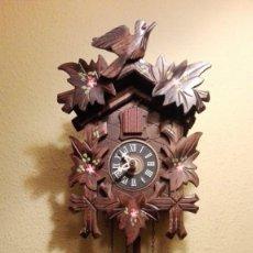 Relojes de pared - RELOJ CUCU-CUCO MADE IN GERMANY(SELVA NEGRA). - 168112840