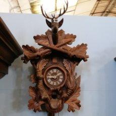 Relojes de pared: RELOJ DE CUCO FUNCIONANDO. Lote 202297778
