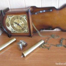 Relojes de pared: RELOJ DE PARED MICRO: TEMPUS FUGIT. Lote 168488812
