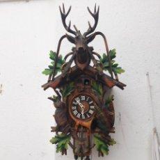 Relojes de pared: RELOJ GRANDE CUCO. Lote 168712764
