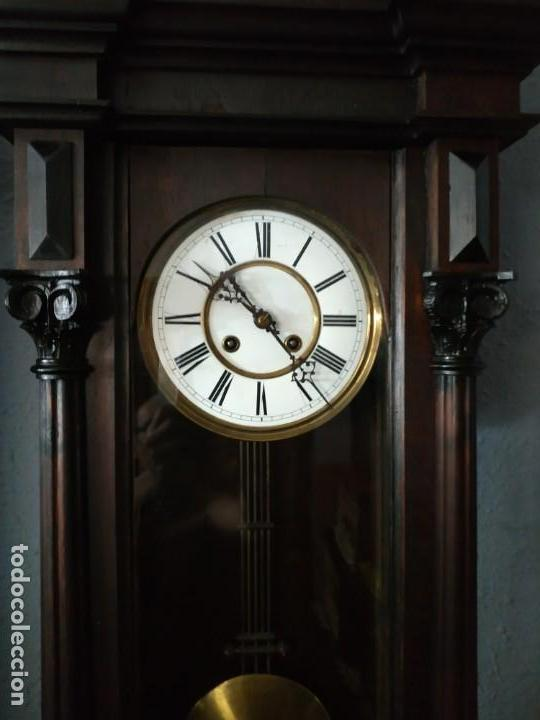Relojes de pared: Reloj de pared antiguo - Foto 3 - 169221704