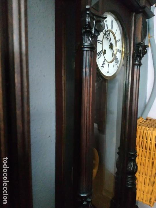 Relojes de pared: Reloj de pared antiguo - Foto 5 - 169221704