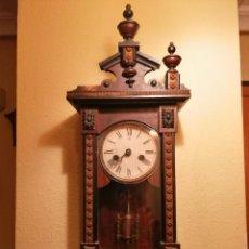 Relógios de parede: RELOJ DE PARED JUNGHANS .. Lote 169236768