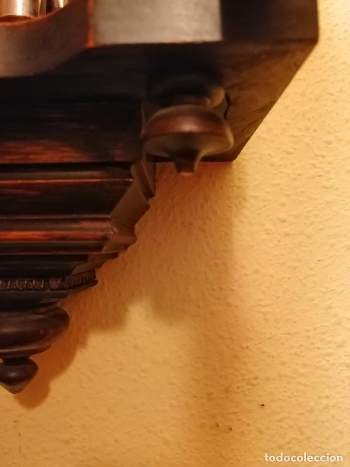 Relojes de pared: RELOJ DE PARED ¿JUNGHANS ?. - Foto 8 - 169236768