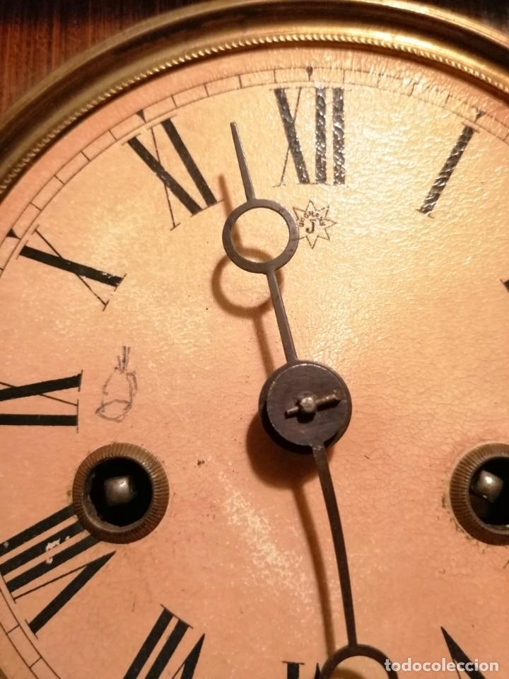 Relojes de pared: RELOJ DE PARED ¿JUNGHANS ?. - Foto 9 - 169236768