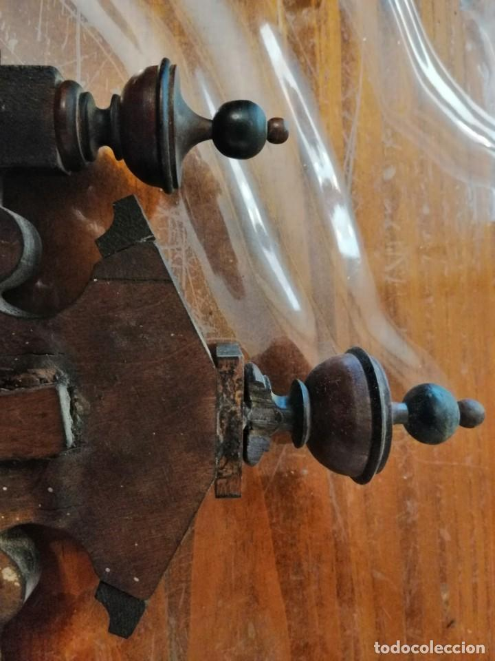 Relojes de pared: RELOJ DE PARED ¿JUNGHANS ?. - Foto 20 - 169236768