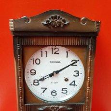 Relojes de pared: RELOJ DE PARED, 31 DIAS CUERDA, NUEVO. Lote 169259200
