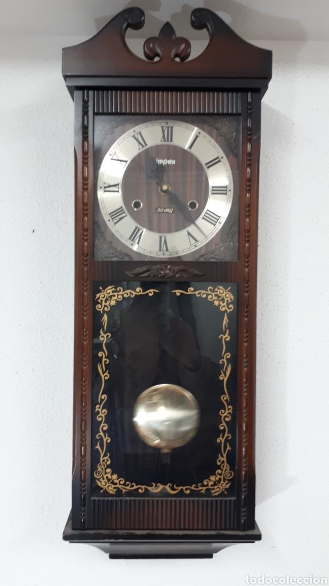 RELOJ DE PARED A PILAS (Relojes - Pared Carga Manual)