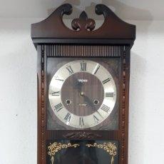 Relojes de pared: RELOJ DE PARED A PILAS. Lote 169343330