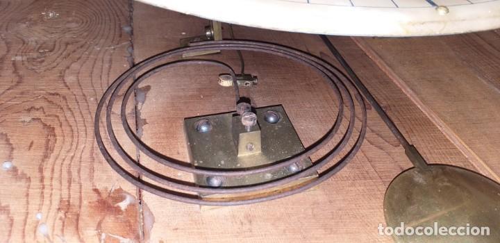 Relojes de pared: ANTIGUO RELOJ DE PARED FINALES SIGLO XIX - Foto 10 - 169427040