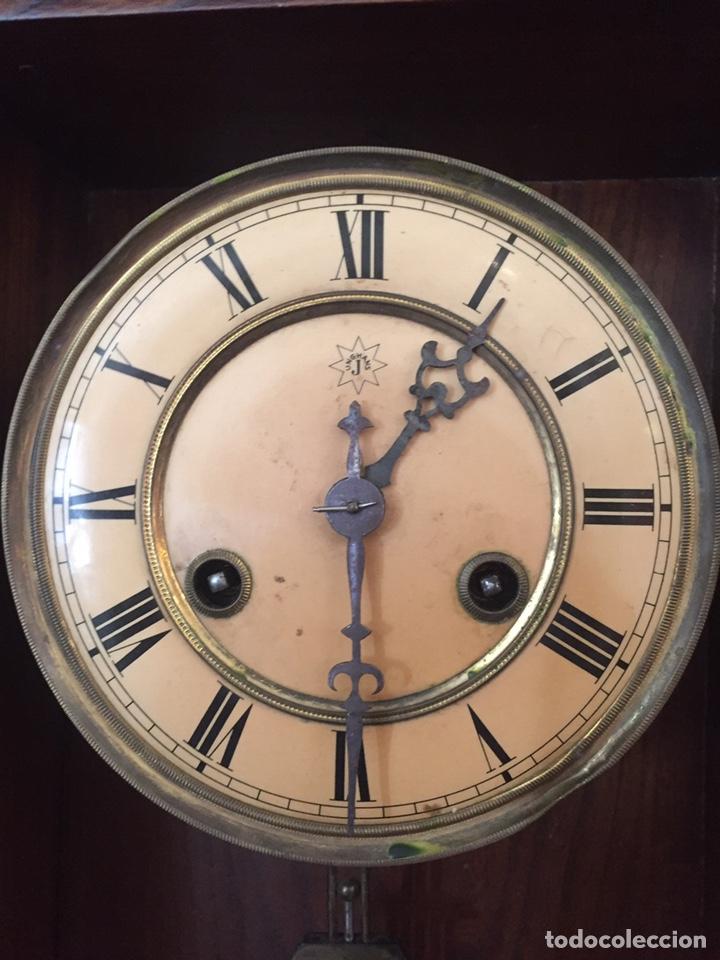 Relojes de pared: Reloj de pared UNGHANS, estilo art deco - Foto 2 - 169735404