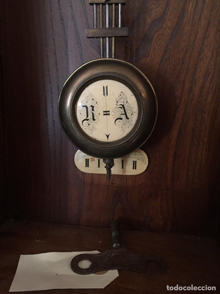 Relojes de pared: Reloj de pared UNGHANS, estilo art deco - Foto 3 - 169735404