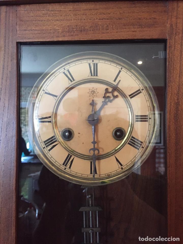 Relojes de pared: Reloj de pared UNGHANS, estilo art deco - Foto 4 - 169735404
