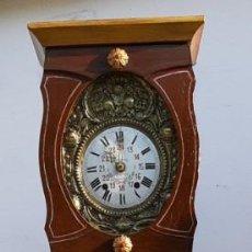 Relojes de pared: ANTIGÜO RELOJ DE PARED DE PÉNDOLA REAL. Lote 169775464