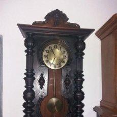 Relojes de pared: RELOJ DE PARED JUNGHANS ANTIGUO. Lote 169824340