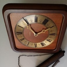 Relojes de pared: RELOJ DE PARED VINTAGE. Lote 169978272