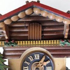 Relojes de pared: RELOJ DE CUCO PARA RESTAURAR. Lote 170532628