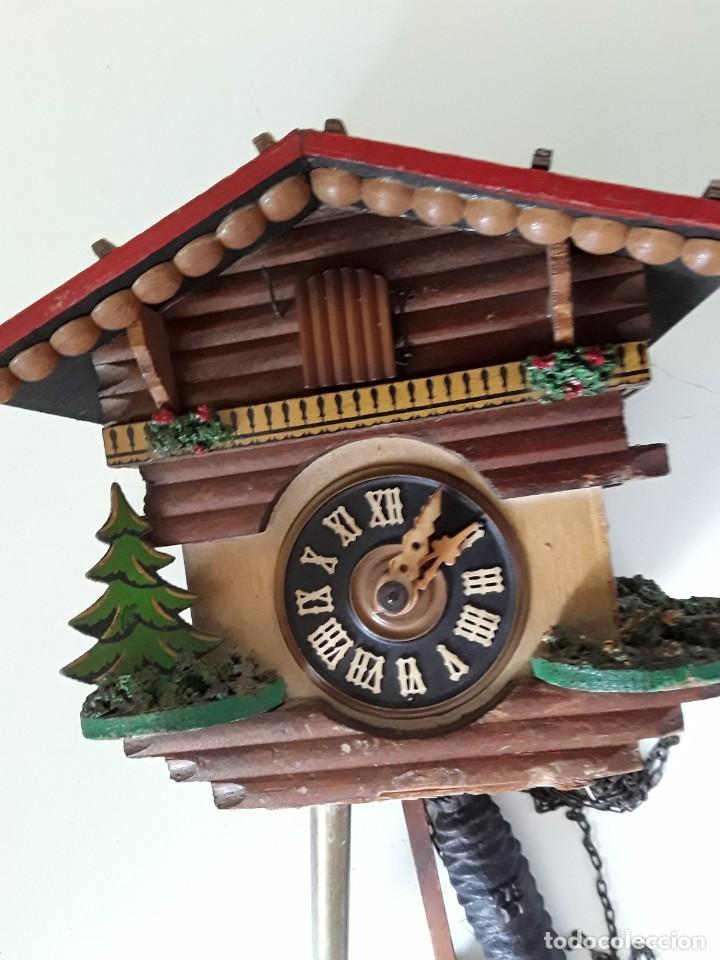 Relojes de pared: Reloj de cuco para restaurar - Foto 5 - 170532628