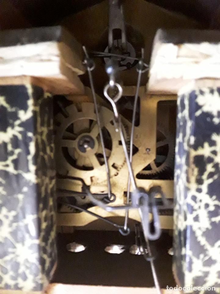 Relojes de pared: Reloj de cuco para restaurar - Foto 7 - 170532628