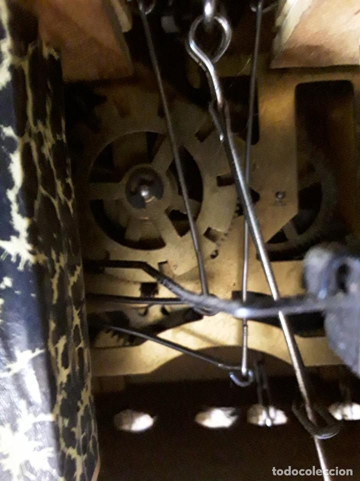 Relojes de pared: Reloj de cuco para restaurar - Foto 8 - 170532628