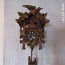 Relojes de pared: RELOJ CUCO CUCU MAQUINARIA NO ORIGINAL LEER DESCRIPCIÓN. Lote 171091654