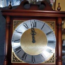 Relojes de pared: RELOJ DE PARED FRANZ HERMLE.HOLANDES. Lote 171804948