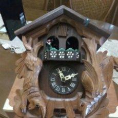 Relojes de pared: RELOJ CUCÚ ALEMAN. Lote 171820267