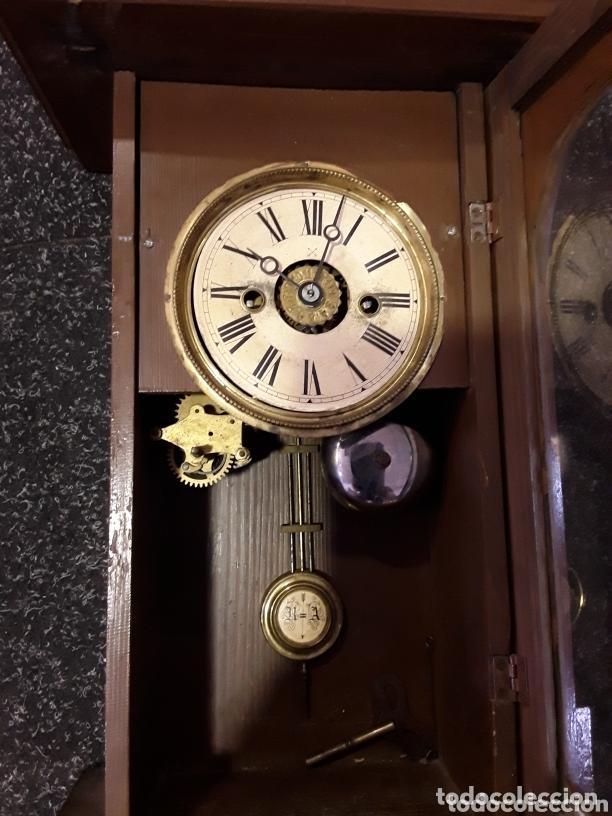 Relojes de pared: Reloj de pared con caja - Foto 2 - 173118735