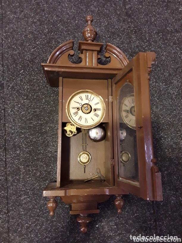 Relojes de pared: Reloj de pared con caja - Foto 3 - 173118735