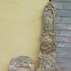 Relojes de pared: ANTIGUO RELOJ, MÁQUINA Y CAMPANA POCO COMÚN. Lote 173871078