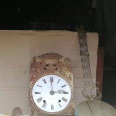 Relojes de pared: ANTIGUO RELOJ MOREZ SIGLO XIX. Lote 174063085