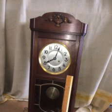Relojes de pared: PRECIOSO RELOJ GRANDES DIMENSIONES!. Lote 174407169