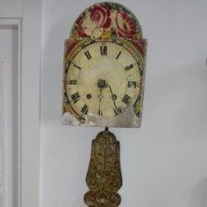 Relojes de pared: ESPECTACULAR RELOJ MOREZ.ORIGINAL SIGLO XIX.. Lote 173675415