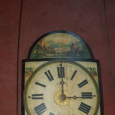 Relojes de pared: RELOJ RATERA. Lote 175359960