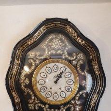 Relojes de pared: RELOJ DE BUEY. Lote 175443675