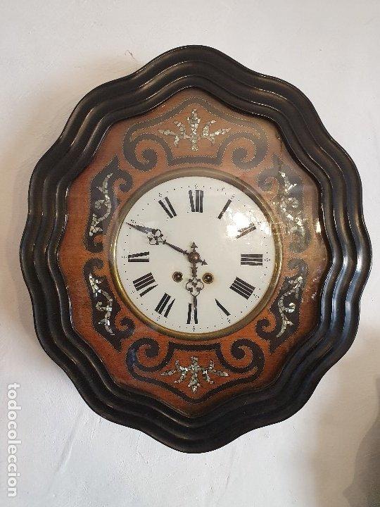 RELOJ BUEY (Relojes - Pared Carga Manual)