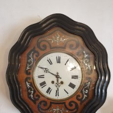 Relojes de pared: RELOJ BUEY. Lote 175444104
