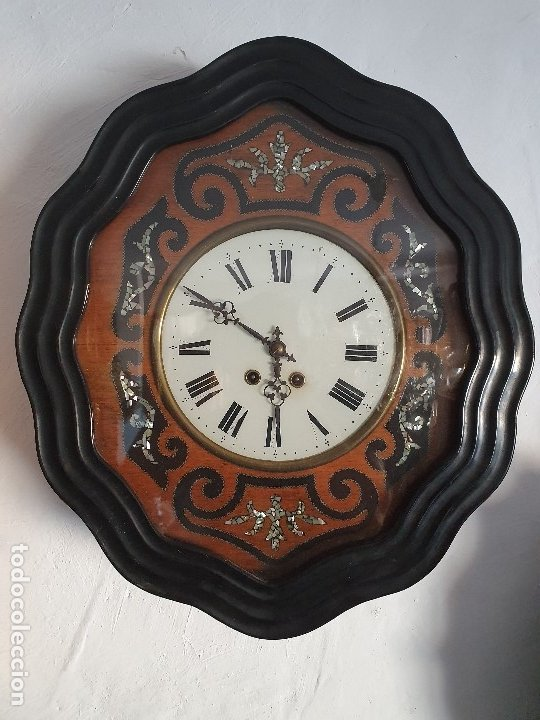 Relojes de pared: RELOJ BUEY - Foto 2 - 175444104