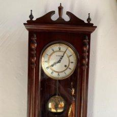 Relojes de pared: RELOJ DE PARED RADIANT. Lote 175444569