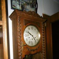 Relojes de pared: RELOJ DE PARED CARRILLON. Lote 175476448