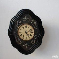 Relojes de pared: ANTIGUO RELOJ OJO DE BUEY. Lote 176017018
