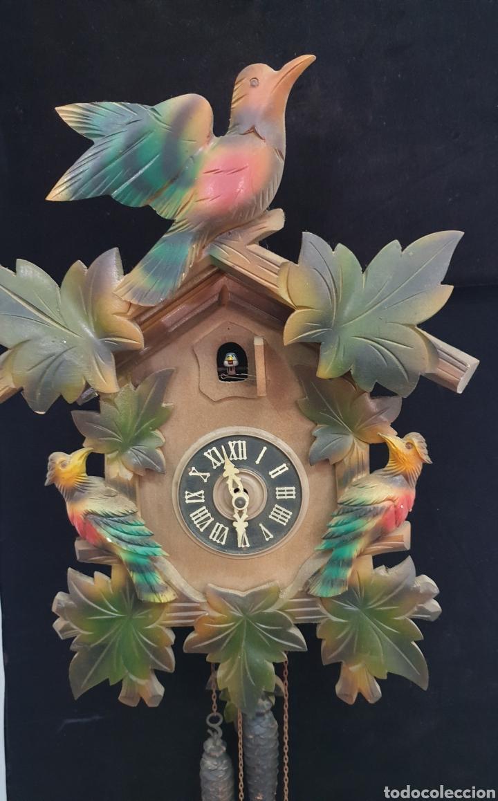 Relojes de pared: Reloj de cuco , Selva negra - Foto 2 - 176096273