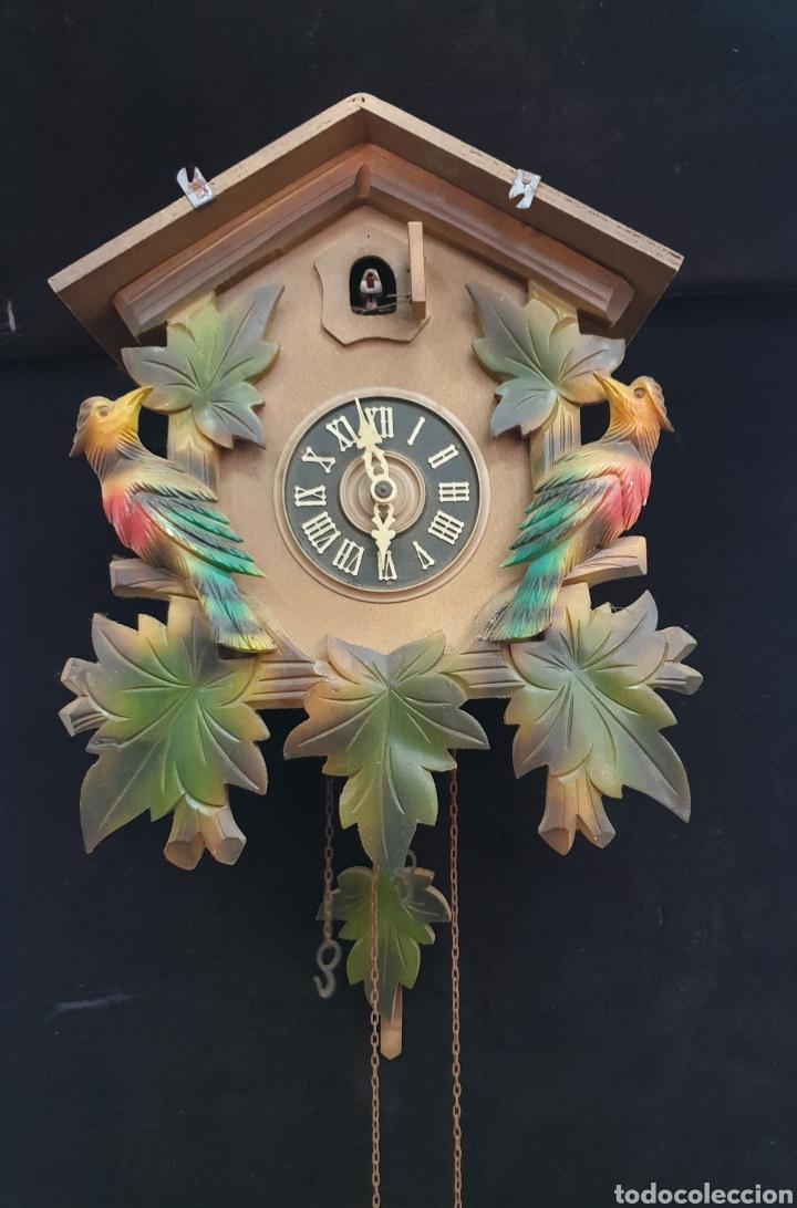 Relojes de pared: Reloj de cuco , Selva negra - Foto 3 - 176096273